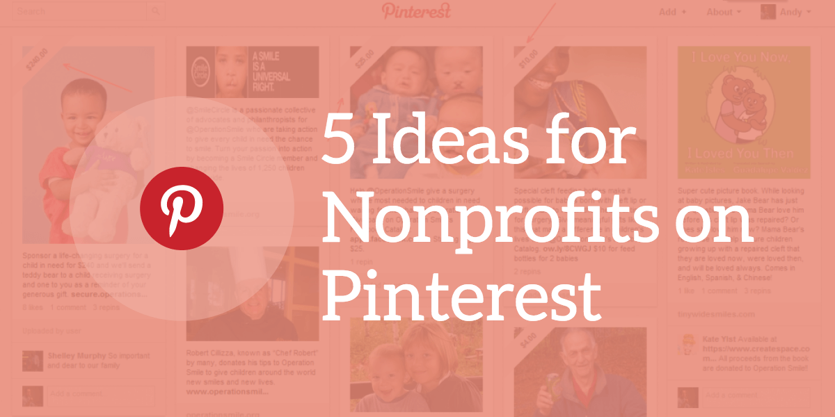 nonprofits-on-pinterest