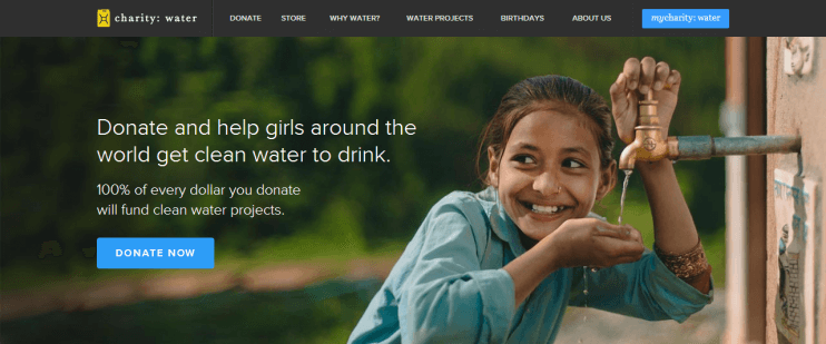 call-to-action-nonprofit-charity_water