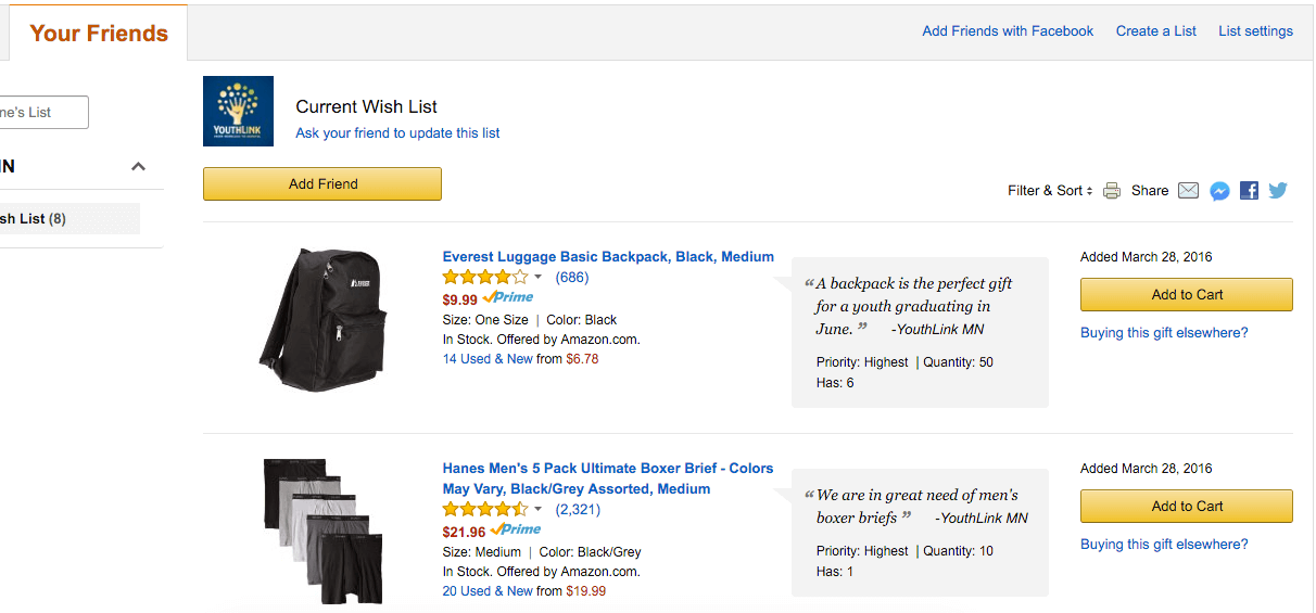 amazon-wish-list-example