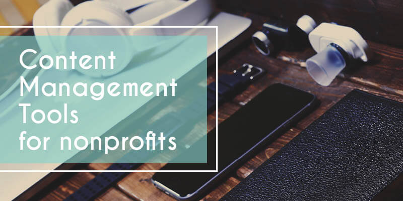 content-management-tools-for-nonprofits