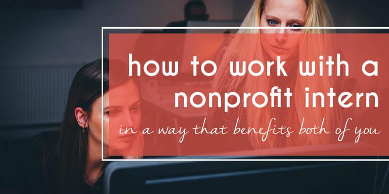 nonprofit-intern