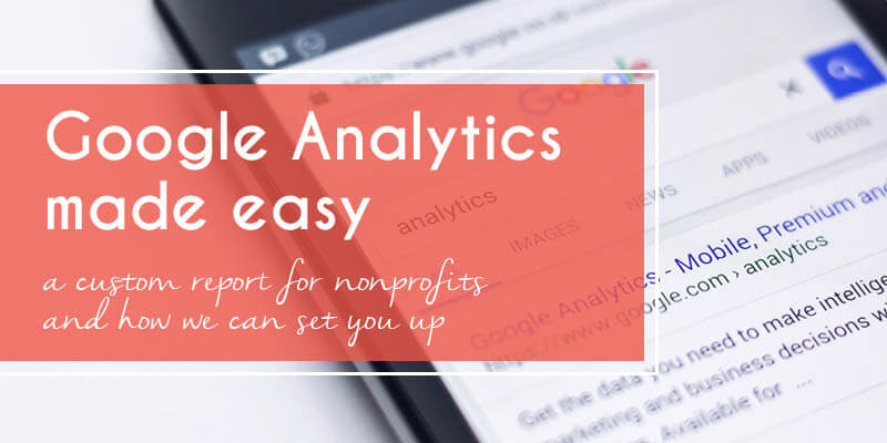 google-analytics-reports-for-nonprofits