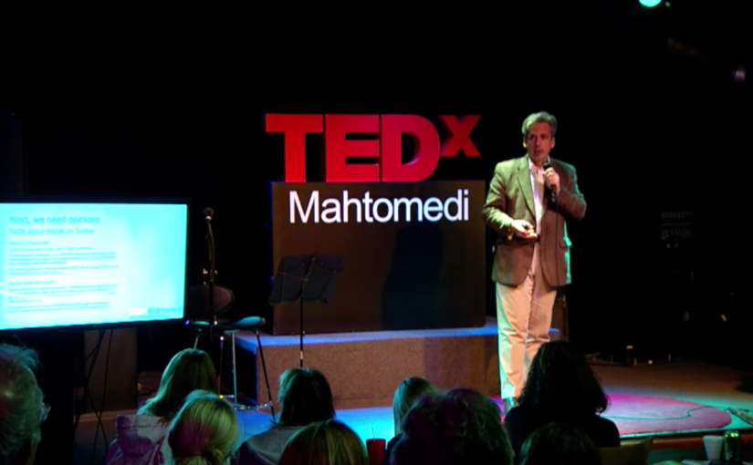 Collective philanthropy & the potential it holds for nonprofit fundraising – Steve Boland Tedx