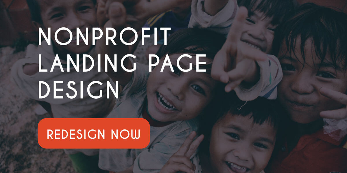 Nonprofit-Site-Design