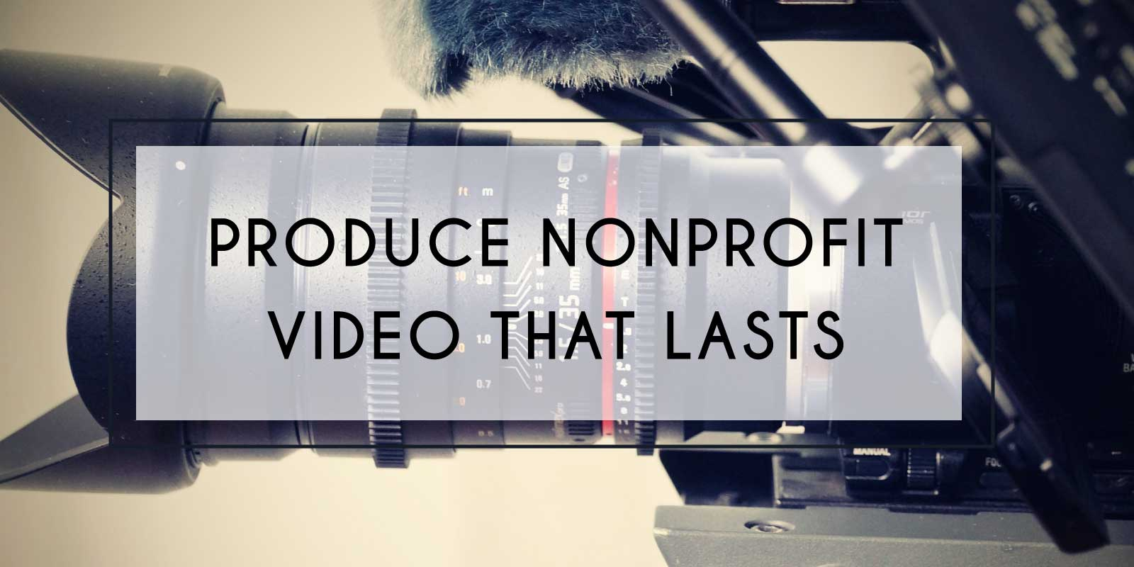 nonprofit-video
