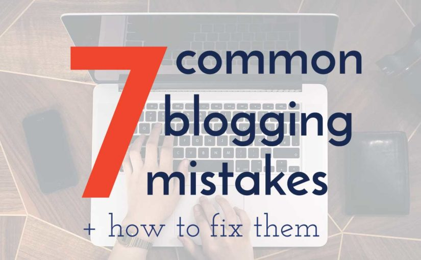 Nonprofit blogging mistakes you might be making (+ how to stop)