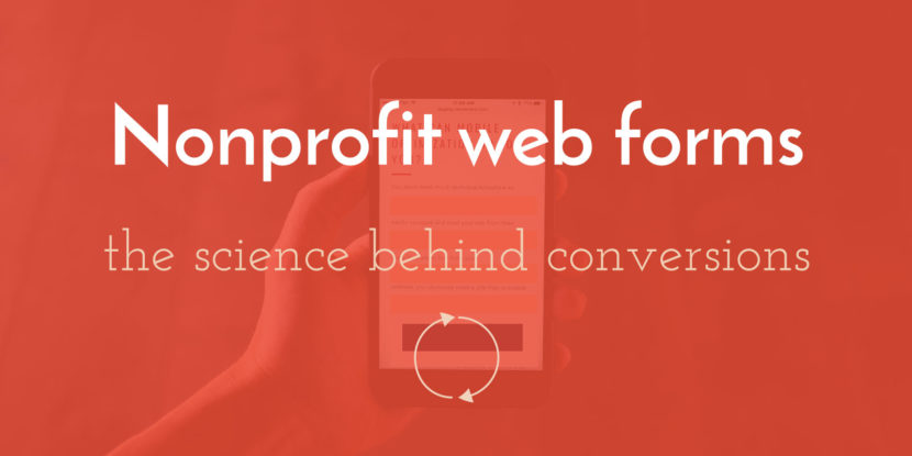 nonprofit-web-forms-best-practices