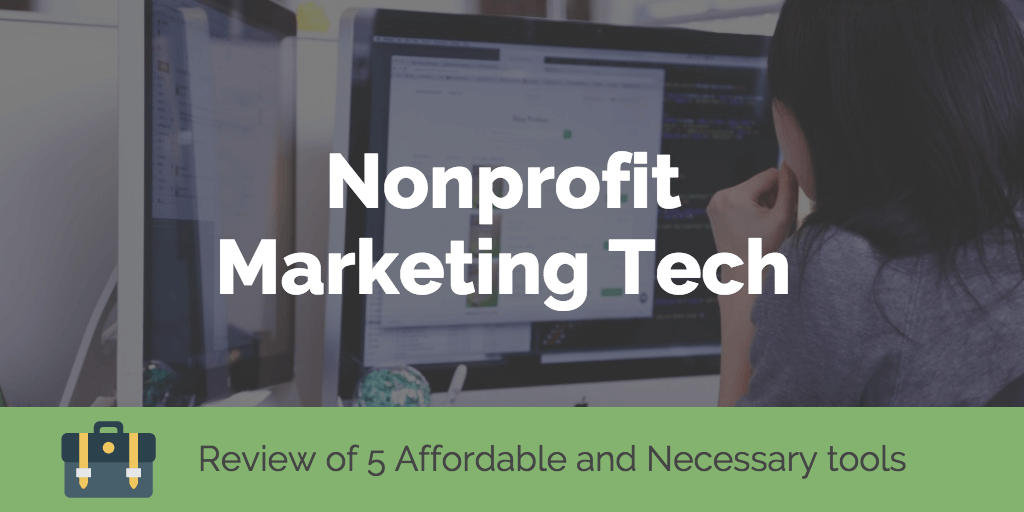 nonprofit-marketing-tech-tools