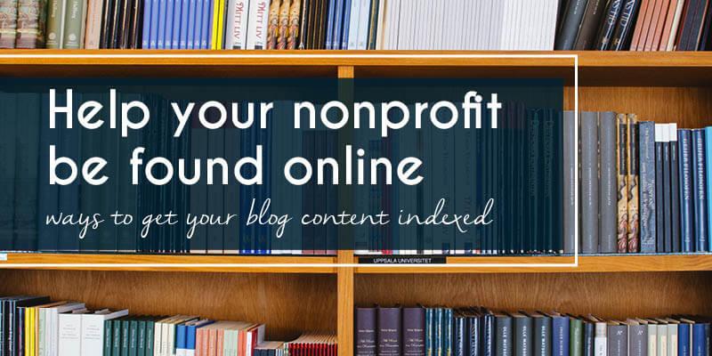 optimize-nonprofit-blog-content