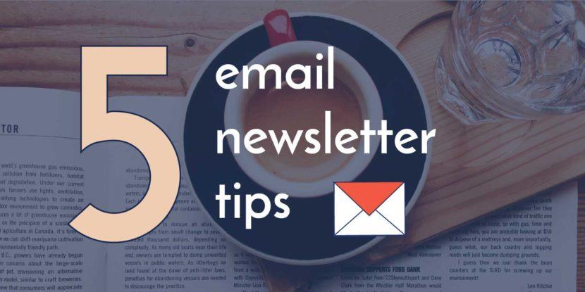 nonprofit-newsletter-tips