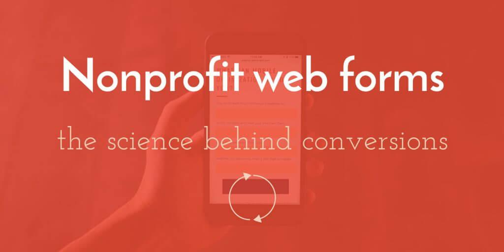 nonprofit-web-forms-best-practices