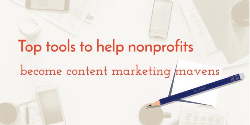 content-marketing-tools-nonprofits